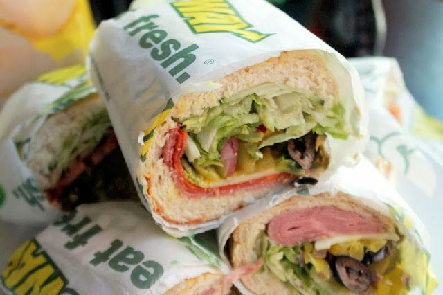 Subway - yum yum