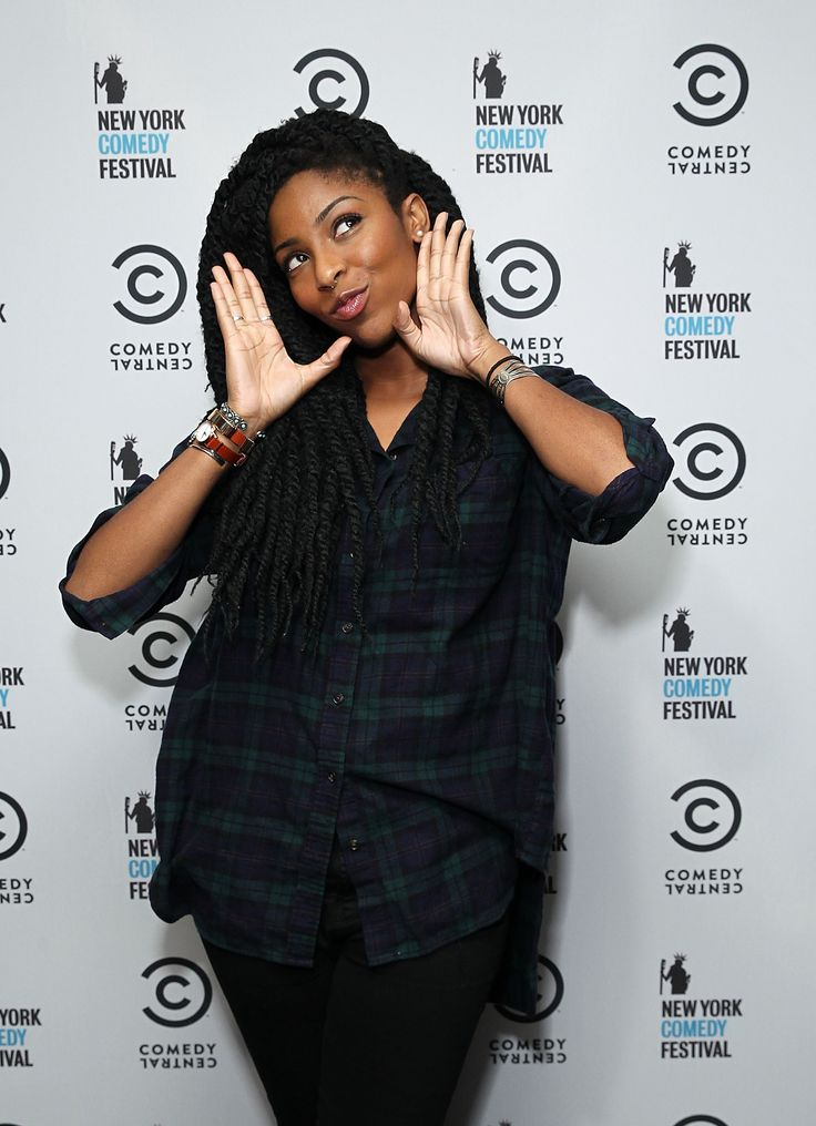 Glad to see Jessica williams, from the Daily Show made this list. I love her!