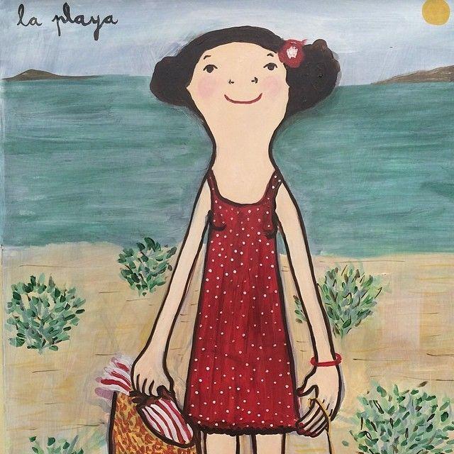 #the beach #rest #happy #Padgram