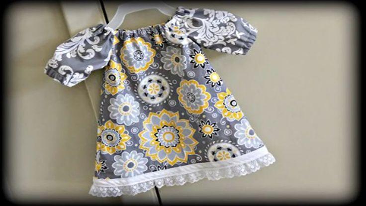 Cara Membuat Baju Anak Perempuan Mudah
