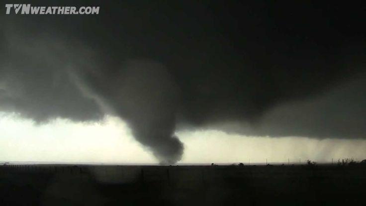 INSANE Tornado Suction Vortices! May 31, 2013 - El Reno, OK EF-5 (+playl...