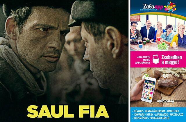 Gratulálunk, a Saul fia megnyerte az Oscar-díjat! - Zsebedben az infócsomag! - (02. 29.) - Zala app, Zala megye ingyenes mobil alkalmazása!