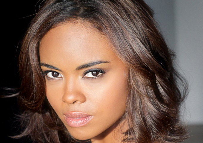Sharon Leal - half-Filipino, half African American actress (Boston Public, Dreamgirls, Tyler Perry's Why Did I Get Married?)