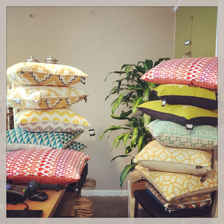 Cushions galore from Madras Link!