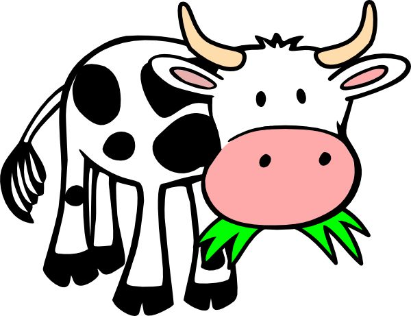 7 best moo images on pinterest cow farm animals and cow clipart rh pinterest com free clipart images farm animals free clipart baby farm animals