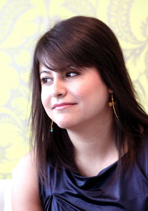 Interview with Jewelry Designer Sara Zahedifar - click for more...