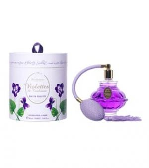 Violettes de Toulouse Eau de Toilette by Parfums Berdoues is a Floral fragrance that was launched in 1936. The fragrance features violet, iris, jasmine, raspberry, musk, Tonka bean and heliotrope. - Fragrantica