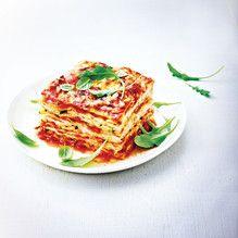 Tupperware - Baby Marrow and Chicken Lasagna