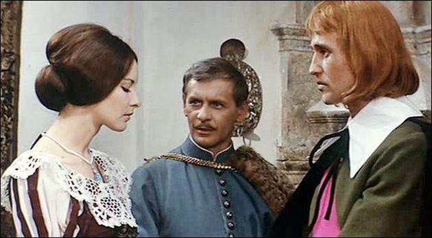 Pan Wołodyjowski/ 1969/ Tadeusz Łomnicki, Barbara Brylska, Jan Nowicki