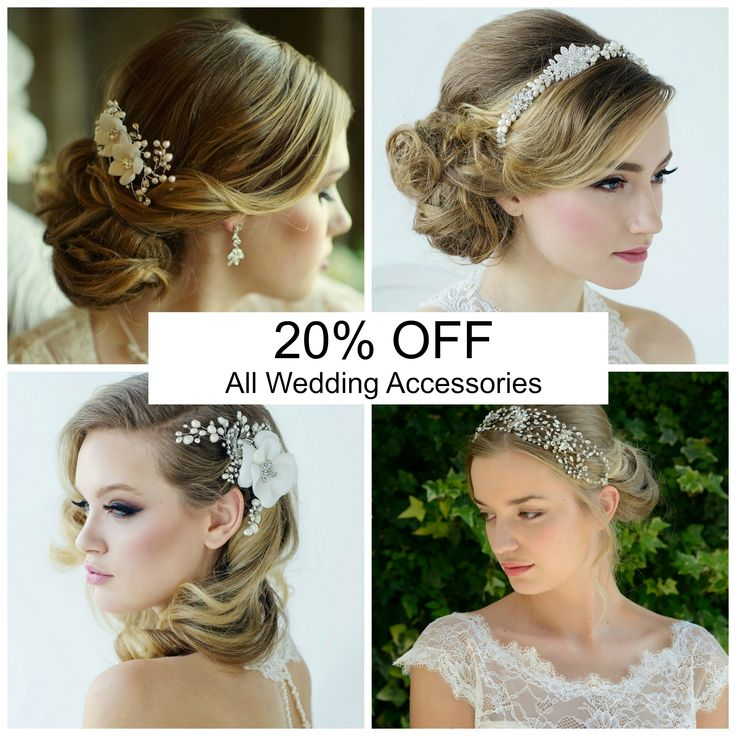 20% Wedding Accessories Special Offer - 2 days only - Aye Do Ltd