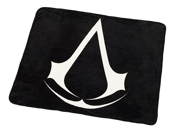 Exclusive Assassin's Creed Logo Blanket