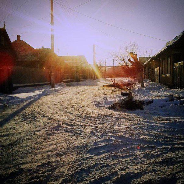 Instagram   зимушка-зима ))