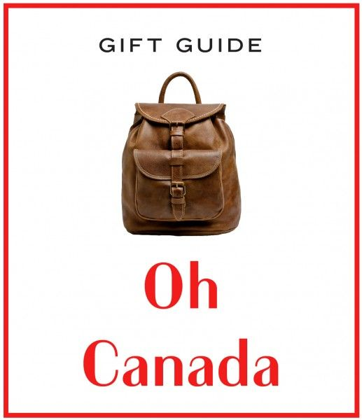 Gift Guide: 16 Distinctly Canadian Gift Ideas - FLARE