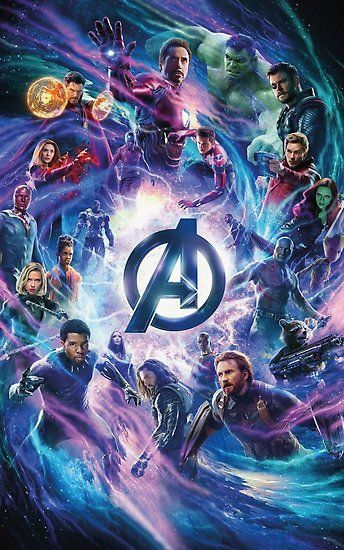'Infinity ' Poster by LoveFandom