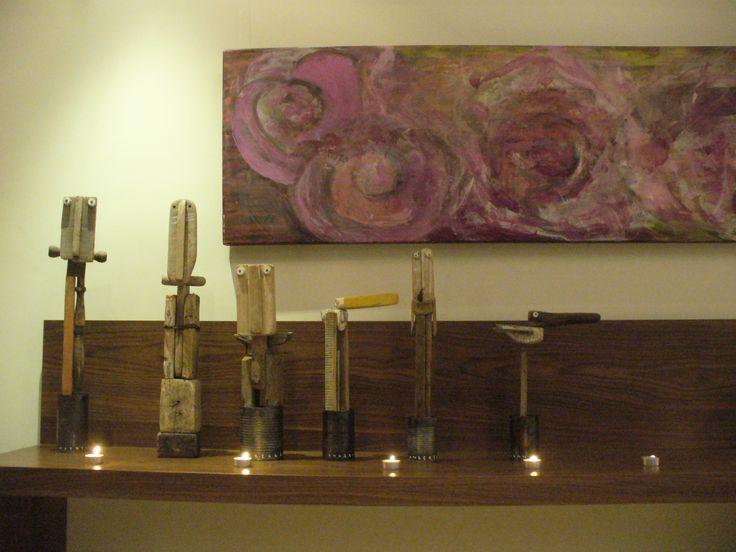rosas con Juan Andereggen