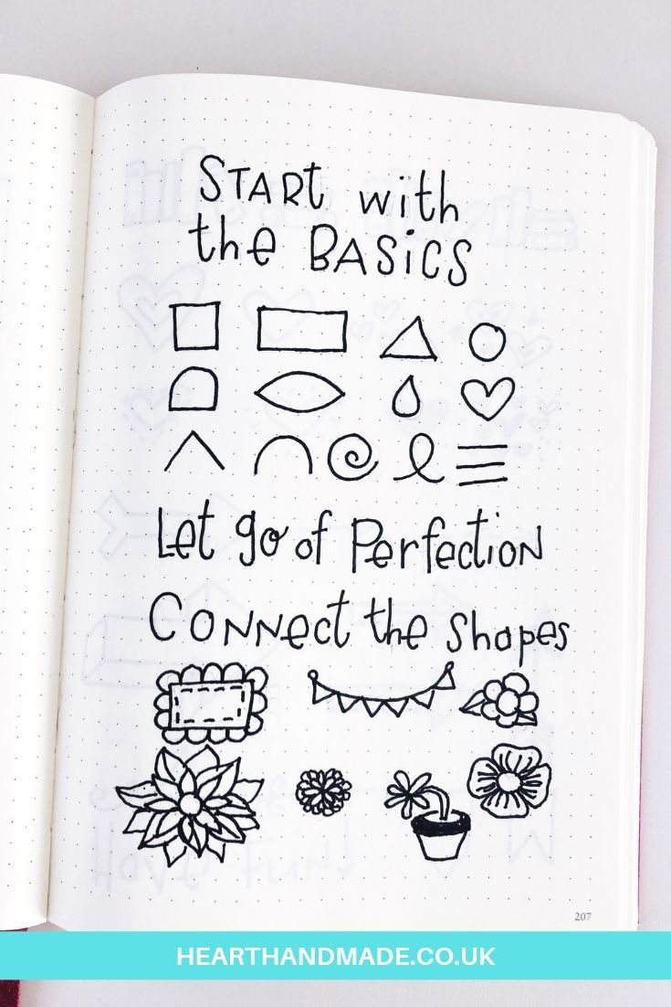 Been Searching How To Doodle So You Can Find A Super Simple Method That Works For Almost Any Type O Planner Bullet Journal Personalized Journal Bullet Journal