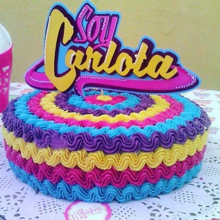 Topper de torta Soy Luna