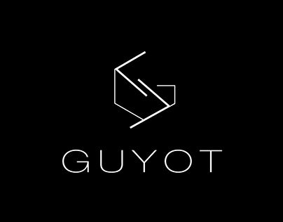 "Check out new work on my @Behance portfolio: ""GUYOT"" http://be.net/gallery/33098893/GUYOT"