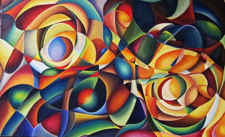 Principles Of Art Harmony : Harmony so colorful pinterest paintings