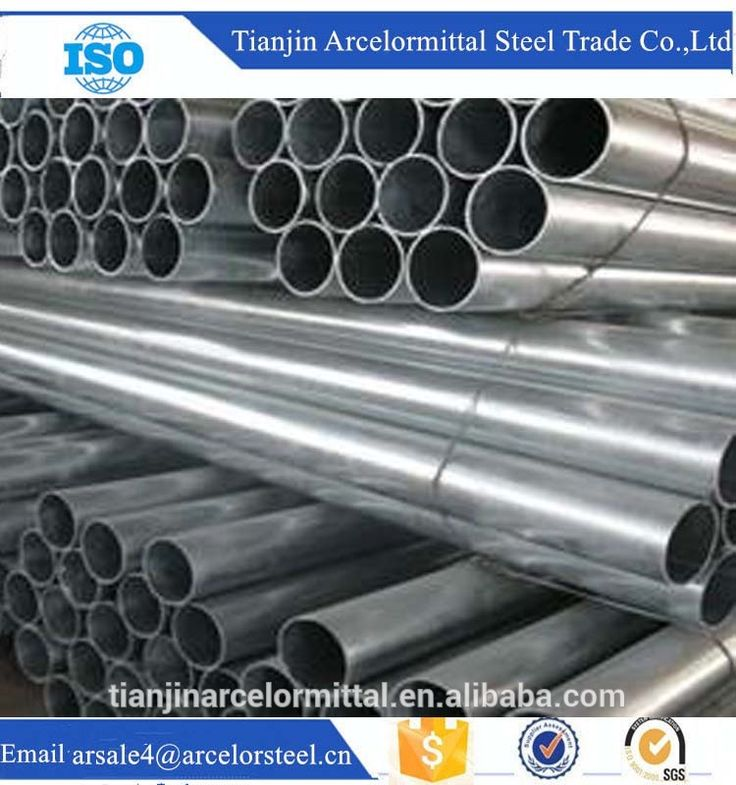 Asian Distributor Hot Dip Galvanized Round Steel Pipe and Tube / Galvanized Steel Frame Greenhouse Green House