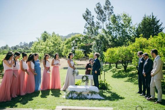 Rustic Vineyard Wedding at Quinta de Sant'Ana