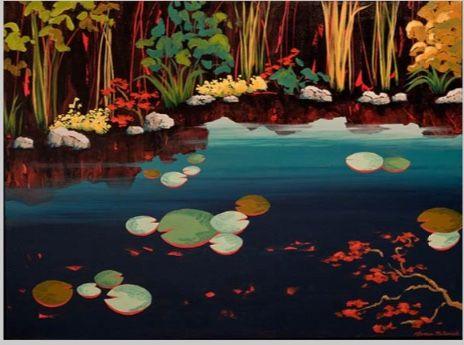30 best lynn boggess images on pinterest | landscape paintings