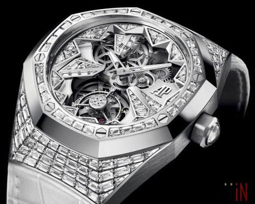 Blog Update  Read iN!Audemars Piguet 38.5mm Royal Oak Concept #luxury cars #luxury homes #luxury house