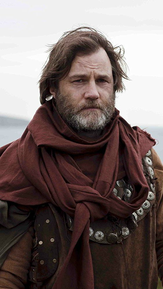 David Morrissey in the Hollow Crown: Richard II