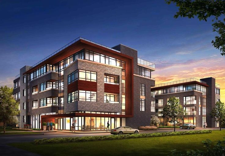 mid-rise office building design - Google Search