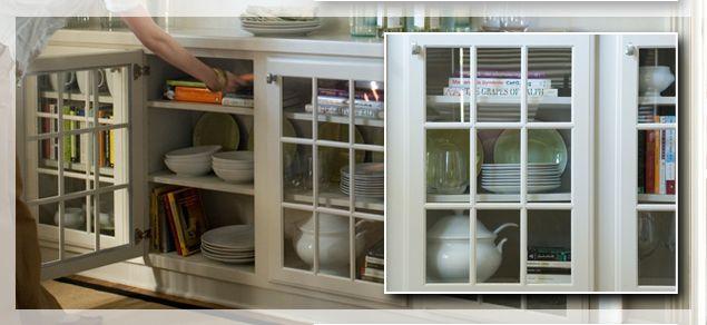 Get Organized - Dinningroom: Built In