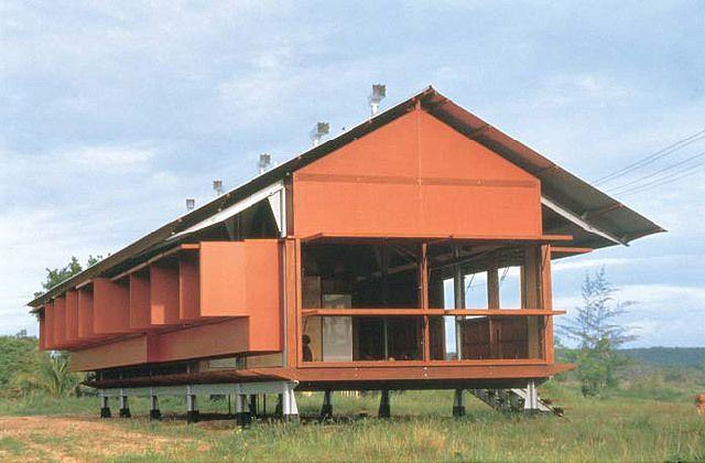 Marika Alderton House// Glenn Murcutt