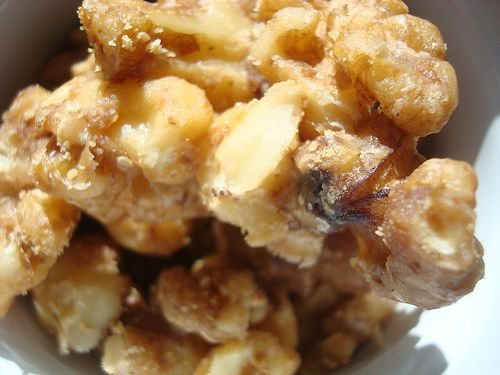 Nutty Good: Candied Walnuts by Old School Favorites