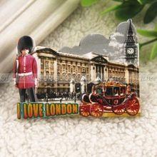3D сувенир я люблю лондон биг бен лондон холодильник магнитные магнит новые(China (Mainland))