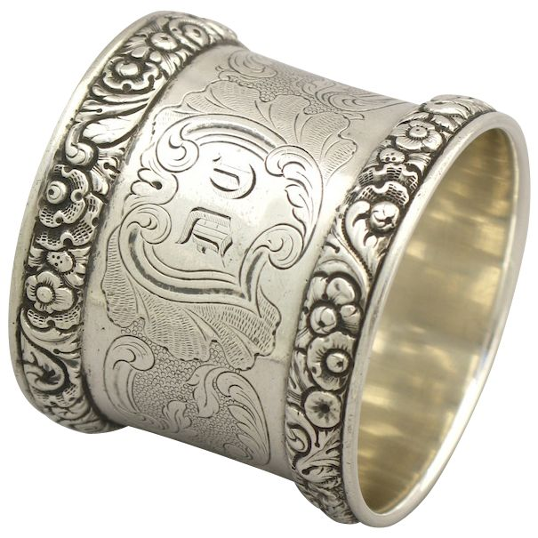 I'm shopping for silver napkin rings today and I hope you are up for some fun virtual shopping. Each month I pick something I am crazy about, and do some virtual shopping at Ruby Lane who sponsors this post. I curate items that fascinate me, and silver napkin rings are something I adore. I don't …