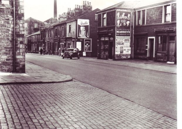 Curzon Street, Burnley
