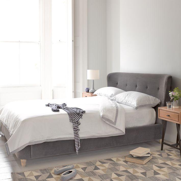 Retro Style Beds Smoke Loaf