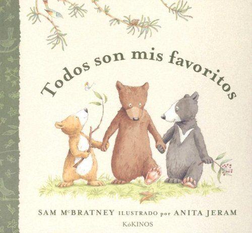 Todos Son Mis Favoritos (Spanish Edition) by Sam McBratney. $16.99