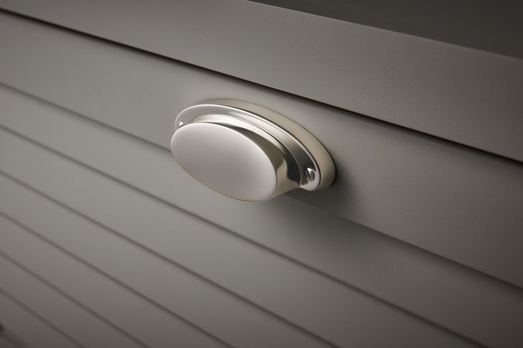 Lovely Polished Nickel Cabinet Knobs
