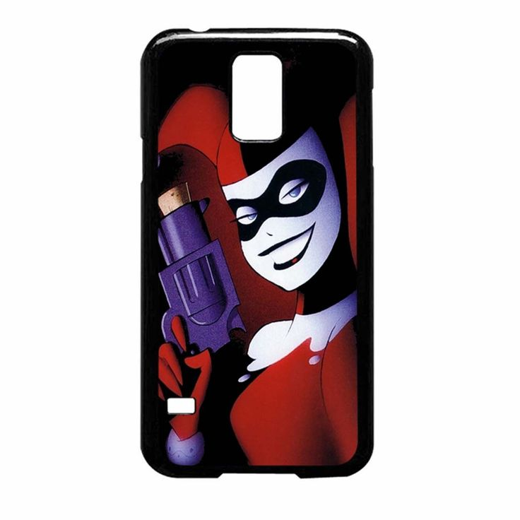 Case Design picture phone cases for galaxy s3 : ... Samsung Galaxy S5 Case : Harley Quinn, Galaxy S5 Case and Batman