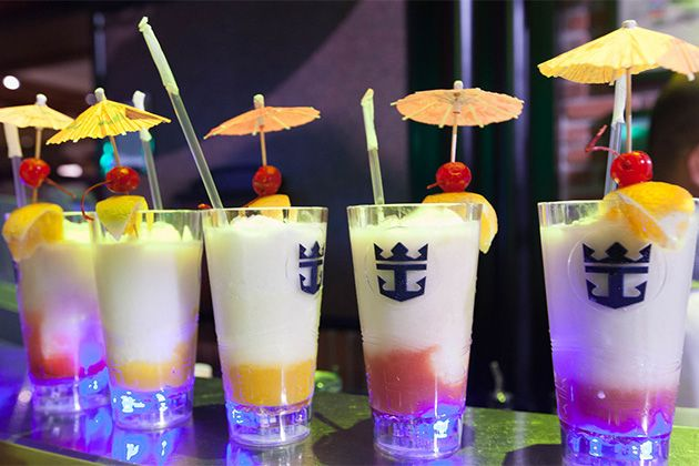 Welcome to Cruise Critic's guide to (responsible) drinking at sea. On this page, you'll find a breakdown of each cruise line's