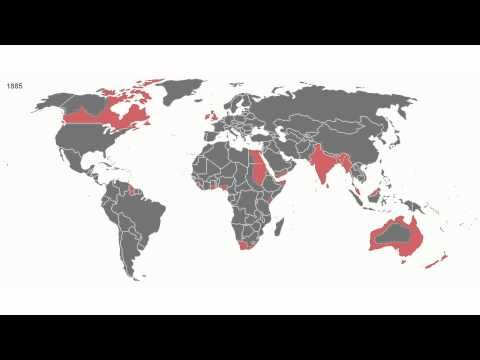 Imperio británico  wikipedia.org  El Imperio británico sentó las bases en multitud de ámbitos del mundo moderno. Comprendió los dominios, colonias, protectorados y otros territorios gobernados por Londres entre los siglos XVI y XX. Durante las primeras décadas del siglo XX, este imperio abarcó una población de cerca de 458 millones de personas y unos 33 millones de kilómetros cuadrados, lo que significaba una cuarta parte de la población mundial. Facilitó la extensión de la tecnología, el…