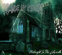 CRADLE OF FILTH – Midnight In The Labyrinth