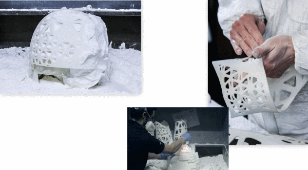 """Print3d World: """"Amazing in Motion"""". La nueva campaña de Lexus utiliza la impresión 3D. """"Steps"""" (pasos) es el primero de una serie de anuncios con marionetas gigantes como protagonistas. Pincha en la imagen para ver el making of y el spot."""