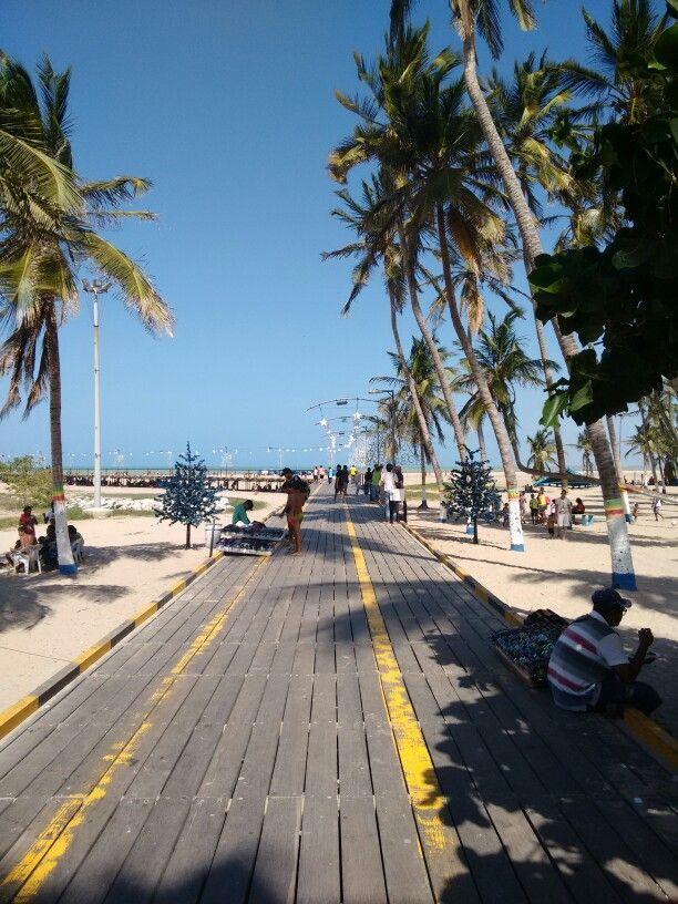 Riohacha, Malecón
