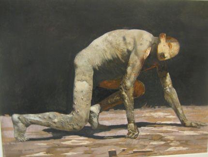 Roj Friberg: Krypande