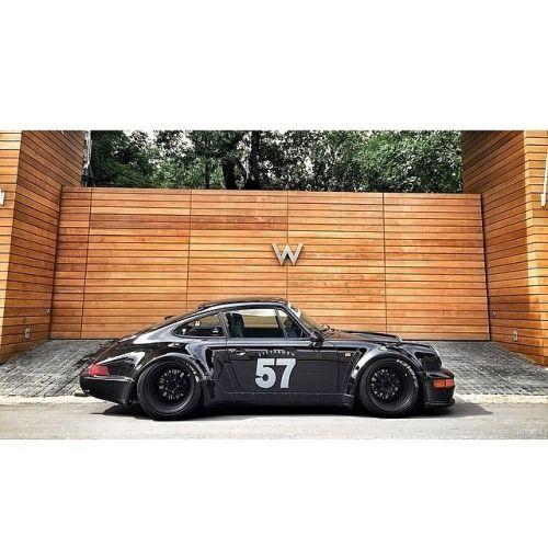 Porsche 911 964 wide body //
