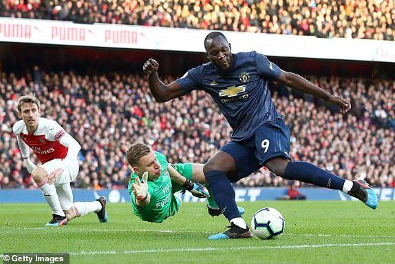 Arsenal Vs Manchester United Live Premier League Top Four Battle