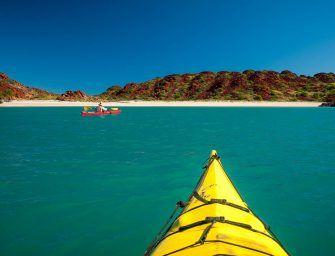 Sea Kayaking the Dampier Archipelago