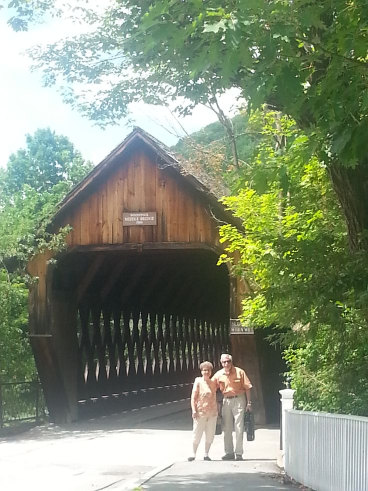 Vermontology Guided Tours customers enjoying covered bridge! http://vermontology.com/ #vermont #vacation #fun #summer #travel #tours #guidedtour #VT #NewEngland #northamerica #usatravel #usatrips #northeast