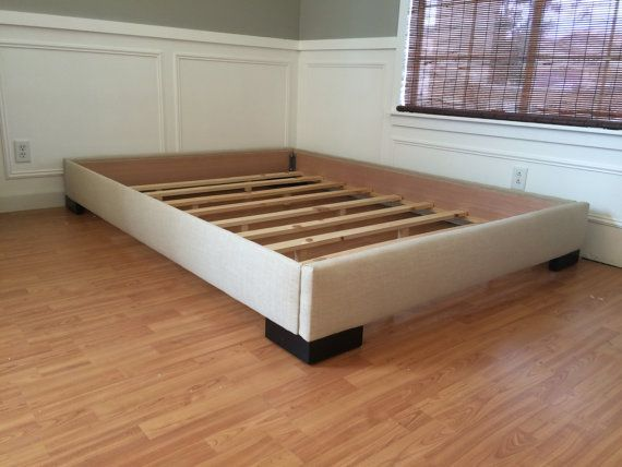 25 best ideas about Full size platform bed on Pinterest Making